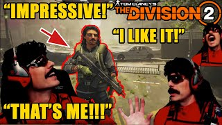 DrDisrespect IMPRESSED By The Division 2! - Doc Plays (Gameplay & Funny Moments!)