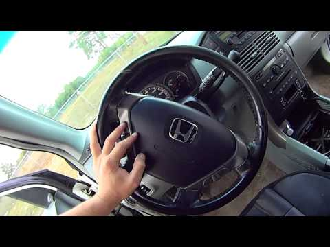 Honda Pilot, Odyssey and Accord Ignition Lock Cylinder Repair
