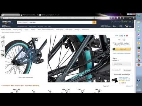 HOW TO CHOOSE A GOOD BMX BIKE