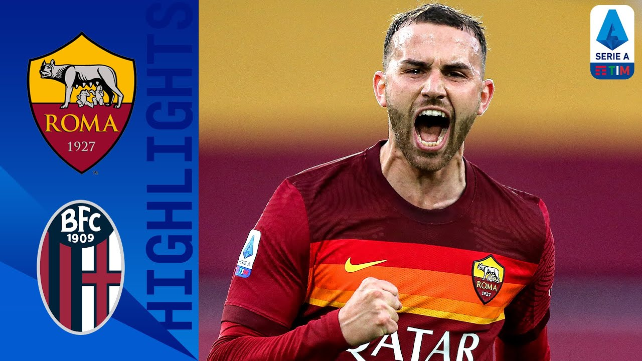 Roma 1-0 Bologna | Mayoral's First-half Goal Earns Roma a Crucial Three Points! | Serie A TIM