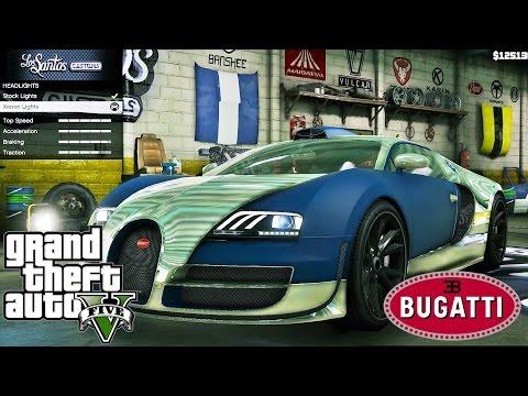 Bugatti Veyron !!!