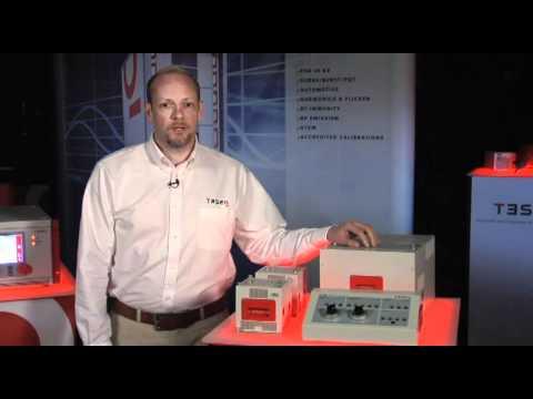 AES 5501: Automotive Emission Test System