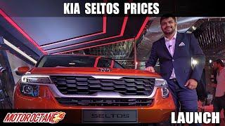 Kia Seltos Price, Warranty, Service - Can