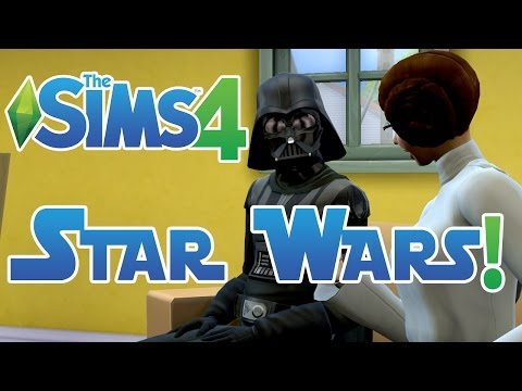 The Sims 4 Star Wars Costumes
