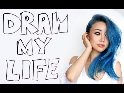 Draw My Life ♥ Wengie