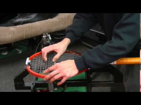 Intro to Tennis Stringing
