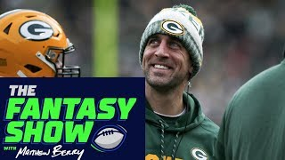 Should you start Aaron Rodgers in fantasy? | The Fantasy Show | ESPN