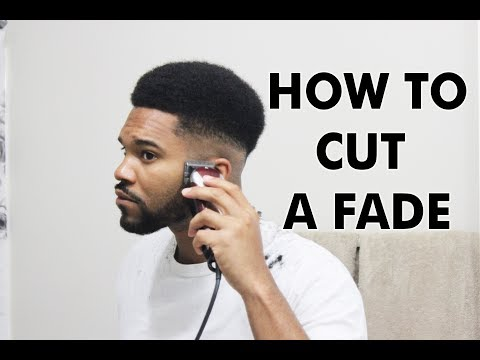 Tutorial - How to Cut a Fade
