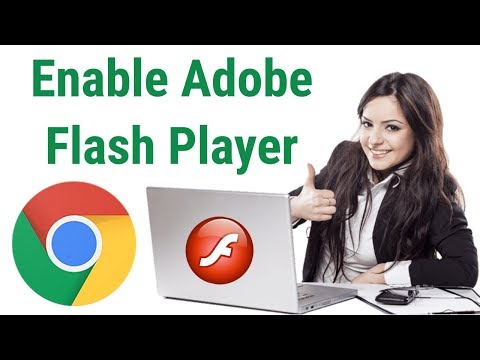 How to Enable Adobe Flash Player on Chrome 2018