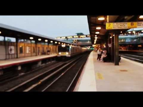 MTA Long Island Railroad Huntington, Penn Station, Babylon & Port Washington Trains @ Woodside