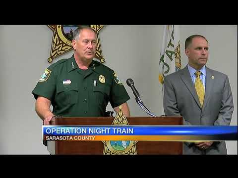 Video: One of the biggest meth busts in Sarasota County history 5am June 1, 2018 - selection