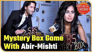 SBS Originals: Yeh Rishtey Hain Pyaar Ke actors play mystery box game with SBS