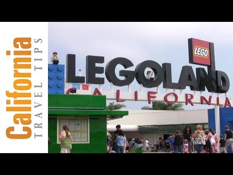 Legoland - San Diego Attractions