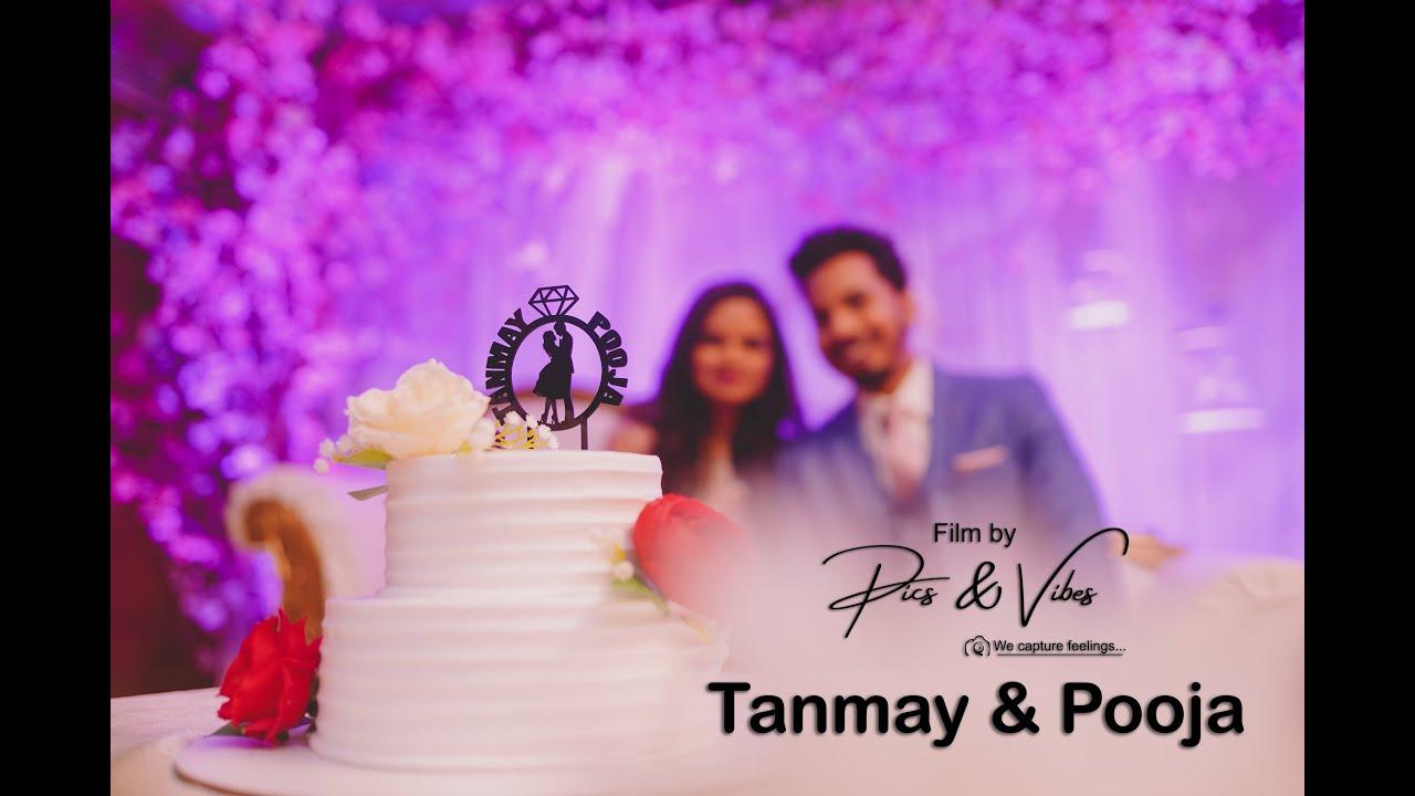 Engagment trailor 2021 I Tanmay & Pooja I Pics and Vibes I Wedding Trailor