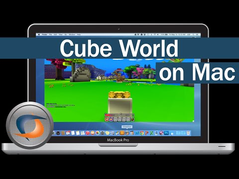 Run Cube World on Mac