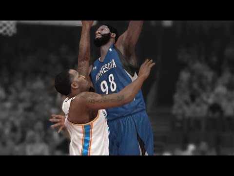 NBA 2K14 Next Gen MyCareer Gameplay | How to get Blocks | Triple-Double! Points, Rebounds, Blocks