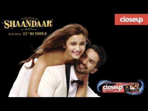 Closeup celebrates #Shaandaar with free movie ticket offer