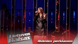 Evita Cololo - At last | Aklosios perklausos | Lietuvos Balsas S7