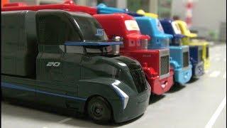 Disney Cars 3 Color Truck Toys  디즈니 카 3 컬러 트럭 장난감