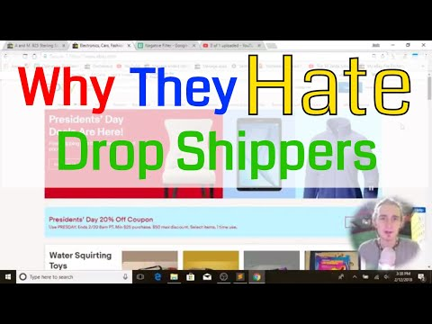 Why Companies Don't Like Drop Shippers