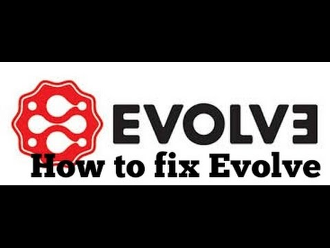 how to fix Evolve if not showing the Ip adress