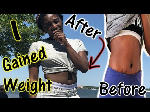Fitness Update + I Gained Weight
