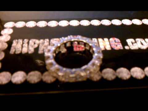 HipHopBling.com review eternity ring