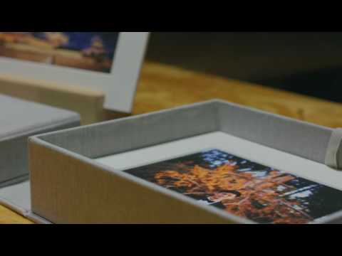 Prints, USB and Clamshell Boxes Overview - Folio Albums