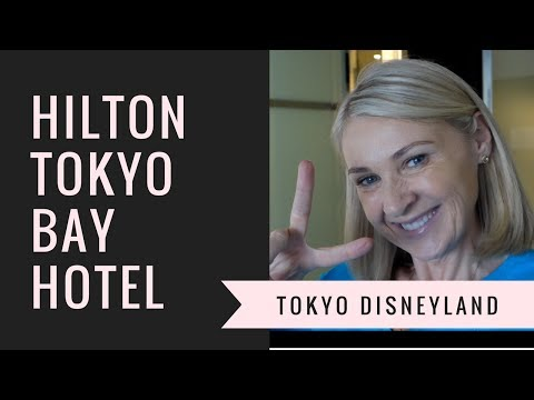 HILTON TOKYO BAY HOTEL, TOKYO DISNEYLAND