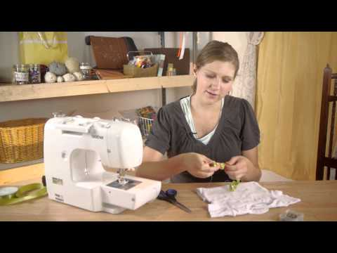 A Tutorial for Sewing a Ribbon on a Onesie : Tutus, Ribbons & Other Crafts