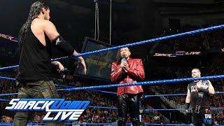 Shinsuke Nakamura, Baron Corbin & Sami Zayn crash KO