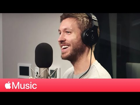 Calvin Harris on Getting the Rihanna Vocals | Beats 1 | Apple Music
