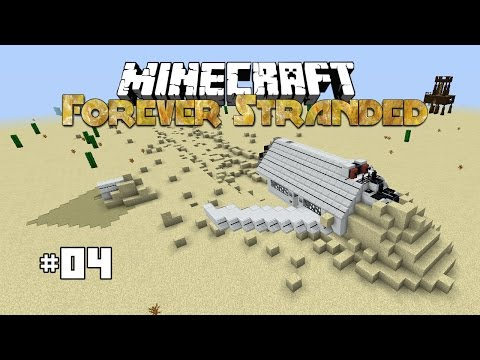 Forever Stranded | Keeping Cool With Coils | #4 (Minecraft 1.10.2) (Forever Crash Landing)