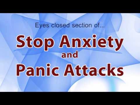 Stop Anxiety & Panic Attacks