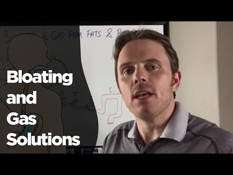 Bloating And Gas Solutions From Extra Protein And Fat Intake