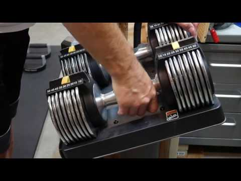 Golds Gym Adjustable Dumbbell Review