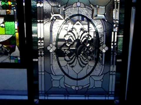 Stained Glass Ideas sg11e  project 32x42