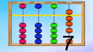 Abacus Intro for kids