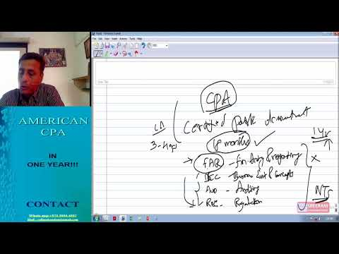 AMERICAN CPA IN SHORTEST POSSIBLE TIME