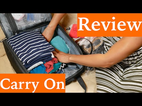 American Tourister Carry On Review