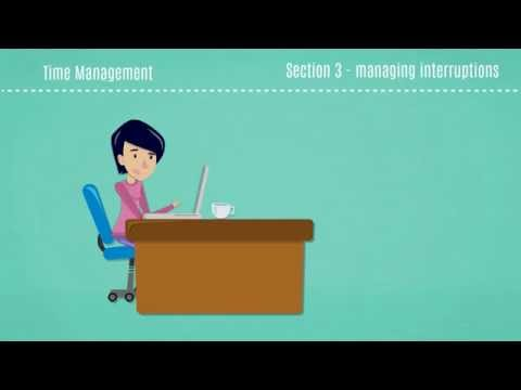 Managing Interruptions 10-17