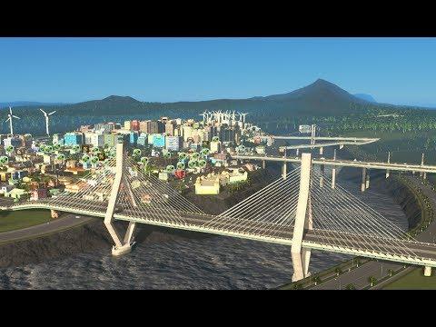 Cities Skylines: BunnyVille Stream Part 7 1080p