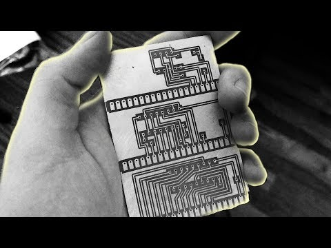 How I Make Circuit Boards
