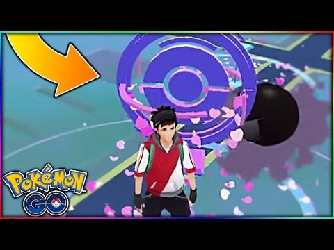 WHAT HAPPENS IF YOU SPIN A POKESTOP 1000 TIMES In POKEMON GO?! BIGGEST POKESTOP EVER! MASTER BALLS!