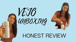 VEJO UNBOXING (HONEST REVIEW)