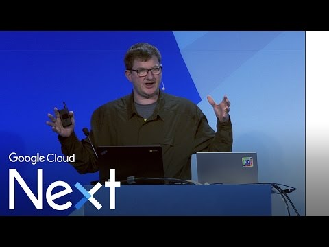 The Future of the Meeting Room (Google Cloud Next '17)