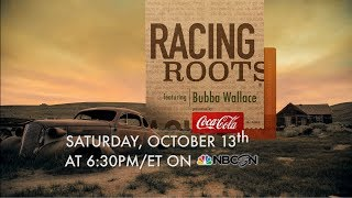 Racing Roots: Featuring Bubba Wallace debuts Oct. 13 on NBCSN