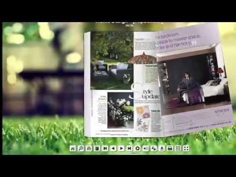 Flip Page Maker - Convert PDF to e-Magazine