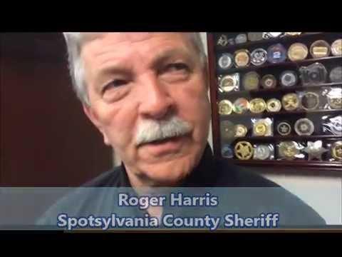 Sheriff Roger Harris