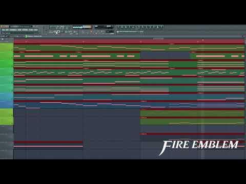 Fire Emblem: Three Houses Trailer (re-arrangement)